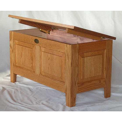 Small Classic Cedar Chest Kit